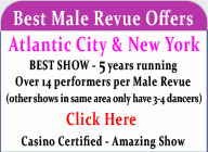 bachelorette party ideas atlantic city. male strippers atlantic city, male revue atlantic city, male strip clubs atlantic city